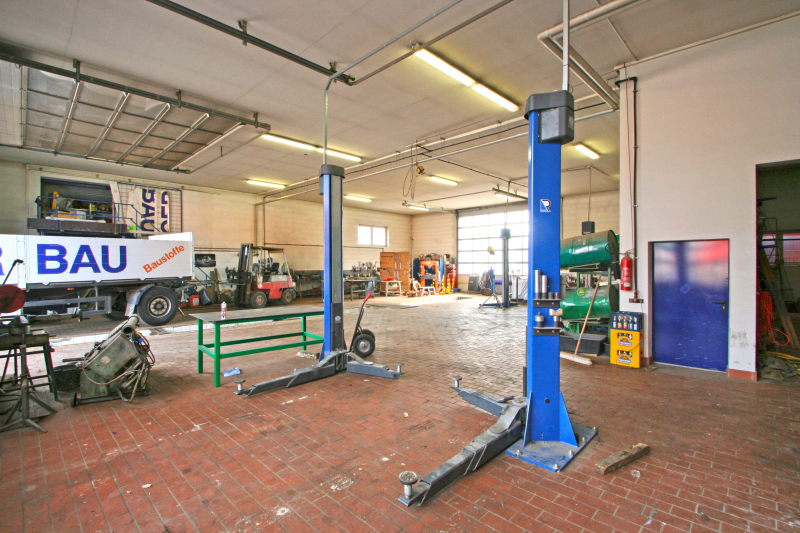 Kfz werkstatteinrichtung selber bauen  Unbeirrbar auf dem eigenen Weg Zu Besuch bei der Reger Bau GmbH in ...
