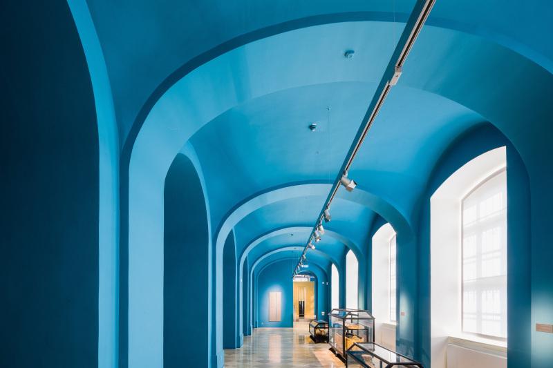 historischen putz erhalten sanierung des herzoglichen museums in gotha bauhandwerk. Black Bedroom Furniture Sets. Home Design Ideas