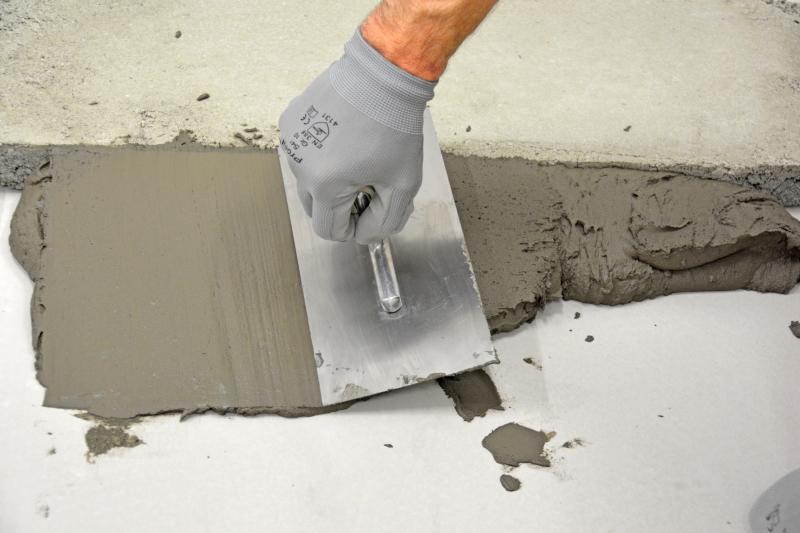 Fußboden Spachteln ~ Für rampen und schrägen bauhandwerk