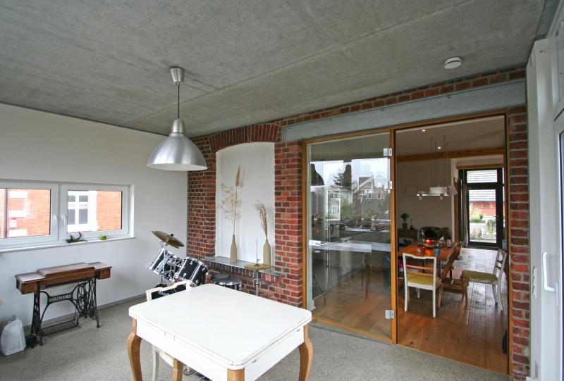 Fenster innenwand  Raum im Rücken Sanierung und Anbau an ein Gründerzeitwohnhaus in ...