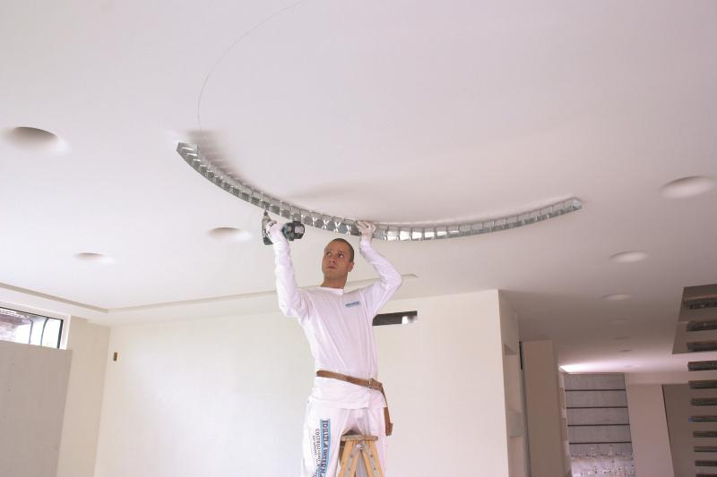 Beliebt Perfekte Rundungen - Bauhandwerk MN99