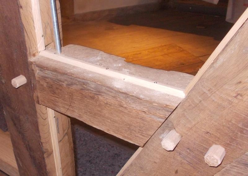 gefache dauerhaft sanieren die wahl der richtigen materialien bestimmt das ergebnis einer. Black Bedroom Furniture Sets. Home Design Ideas