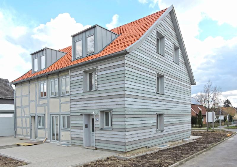 Schmuckstuck Sanierung Und Umbau Eines Fachwerkhauses In Lemgo Zum