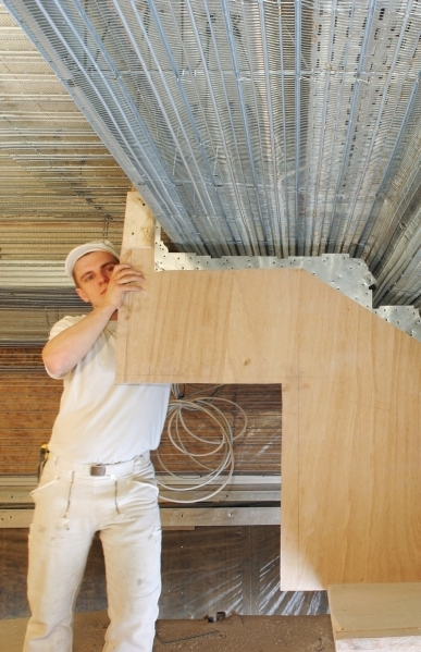 gips auf draht neuanfertigung und restaurierung von konstruktionen aus rabitz bauhandwerk. Black Bedroom Furniture Sets. Home Design Ideas