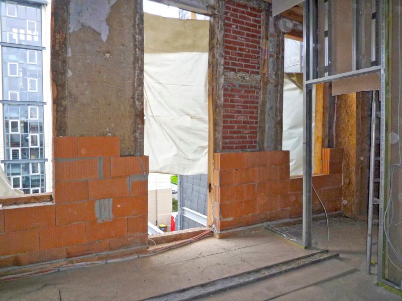 Fassaden Rettung Durch Innendammung Innendamm System Poroton Wdf