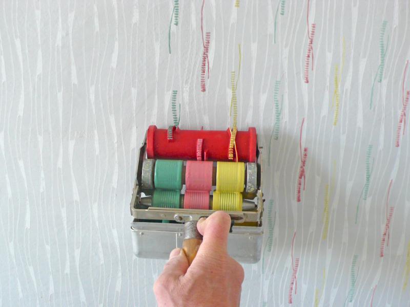 Walzen Für Wände Rollen Für Wände Strukturwalzen Für Wände Strukturrollen Moderne Techniken Heimwerker