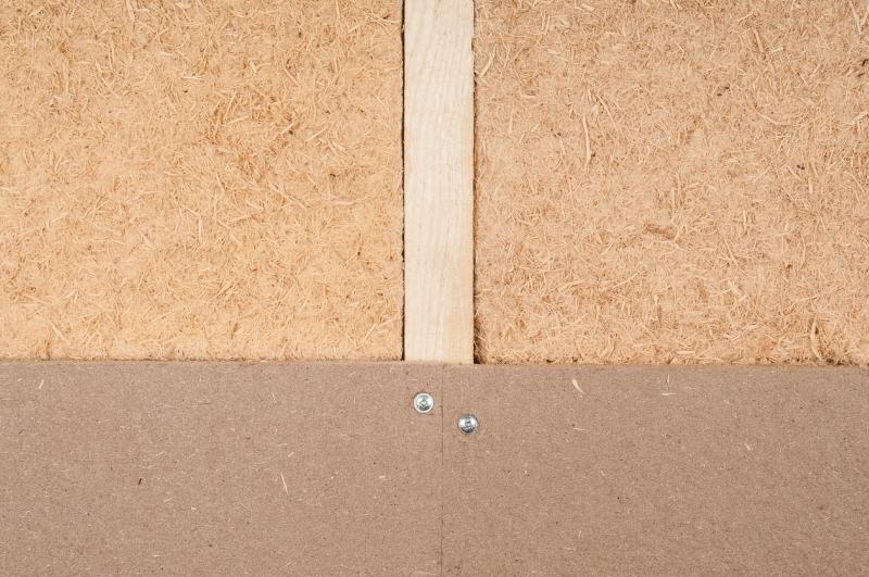 Hervorragend Holzfaserplatten und Lehmputz - Bauhandwerk YH79