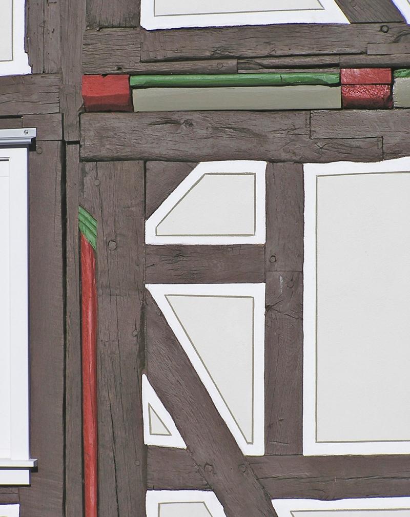farbe und putz in der fachwerksanierung bauhandwerk. Black Bedroom Furniture Sets. Home Design Ideas