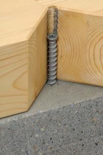 Holz Auf Beton Bauhandwerk