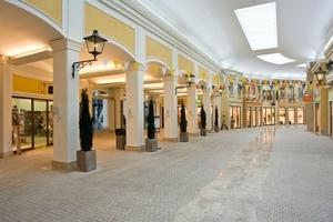 Preis Kategorie Bauwelten Leistungsbereich Shopdesing für das Mediterraneo in Bremerhaven<br />