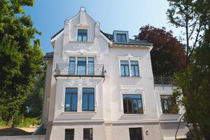 Anerkennung Historische Gebäude und Stilfassaden: Villa Johannisberg in &nbsp;Wuppertal, Monschaustraße<br />