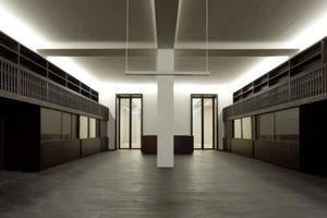 Der neue Saal des Kupferstichkabinetts<br />