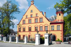 Das Schloss Gerzen in Gerzen wurde in der Kategorie Private Bauwerke mit Silber ausgezeichnet<br />Foto: BBI / Dr. Norbert Burger