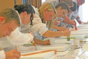 Die Sto-Stiftung fördert besonders gute und motivierte junge Handwerker und angehende Architekten