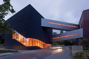 1. Preis Neubau: Erweiterung des Deutschen Bergbau-Museums in Bochum (DE) von Benthem Crouwel Architects aus Amsterdam (NL)<br /><br />