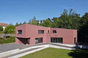 """3. Preis Öffentliche Gebäude: Jugendclub """"Café Conti"""", Weimar-Schöndorf"""