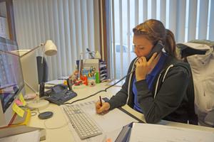 """Jessica Müller gehört zu den 18 Absolventen des ersten Studienjahrgangs und hat den Übergang in den Job schon geschafft<span class=""""bildnachweis"""">Foto: privat</span>"""
