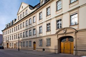 Das vom Breslauer Architekten Johann Pentenrieder geplante Maria-Ward-Haus wurde 1768 erbaut<br />