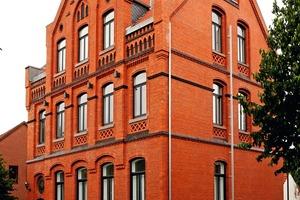 Nach einer umfangreichen Sanierung wurde aus der ehemaligen Sparkasse in Bruchhausen-Vilsen ein Wohn- und Geschäftshaus<br />