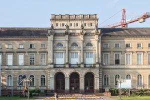 Die umfangreichen Sanierungs- und Bauarbeiten fanden unter dem laufendem Museumsbetrieb statt und waren von außen kaum wahrnehmbar