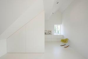 Zimmer im Dachgeschoss<br />