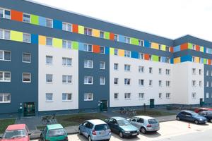2. Preis Wohn- und Geschäftshäuser: Wohnhaus Wehrstraße in Senftenberg