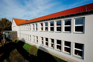 Die Laurentiusschule in Coesfeld erhielt eine Fassadendämmung aus nichtbrennbarer Steinwolle