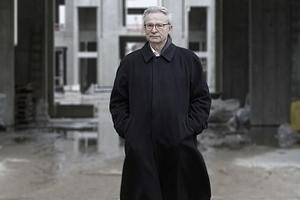 """""""Ich bin ein Berliner"""", Architekt und Forscher Franco Stella<br />"""