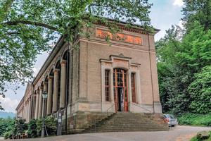 Die Trinkhalle in Baden-Baden gehört zu den architektonischen Wahrzeichen der Stadt<br />Fotos: Alfred Kärcher<br />