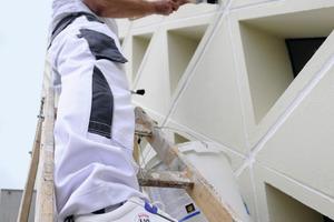 Für Maler bestens geeignet: Das Modell L10 Painter ist leicht, bequem und lässt sich außerdem einfach reinigen<br />