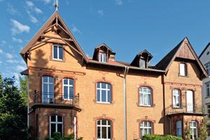 Einen ersten Preis gab es im Saarland für ein Wohnhaus in Saarbrücken