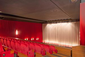 """Das traditionsreiche Kino wurde 1937 erbaut und hat sein Flair auch nach Abschluss der Umbau- und Sanieurngsarbeiten behalten<span class=""""bildnachweis"""">Fotos: Knauf Insulation</span>"""