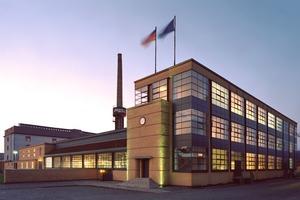 Die von Walter Gropius in Alfeld entworfenen Fagus-Werke sind seit Ende Juni Bestandteil der Welterbeliste<br />Fotos: Fagus-GreCon<br />