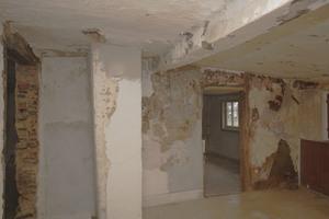 """""""Spital"""": Gewölbe-Wand-Anschluss"""