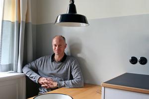 """Thomas Wieckhorst, verantwortlicher Redakteur, in der Küche von """"Tautes Heim"""" in Berlin (ab Seite 14)<br />Kontakt: 05241/801040, <br />thomas.wieckhorst@bauverlag.de<br />"""