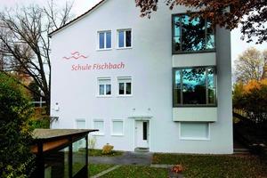 Die Architekten entwickelten die Fassadenbeschriftung im Stil der 1950er Jahre<br />