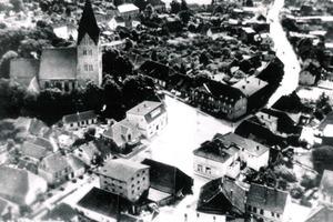 Historische Luftaufnahme<br />