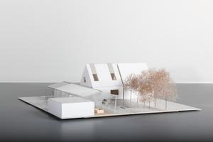 """Siegerentwurf """"...aus eigenem Anbau"""": Die Jury befand: """"Neben dem hohen Wohnwert überzeugen die energetischen Kennwerte des Entwurfs.""""<br />"""