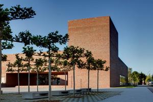 Anerkennung: Das Dominikuszentrum in München vom Büro Meck Architetken aus München Foto: Michael Heinrich