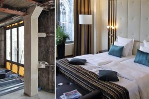 Rechts: Preis Brandschutzsysteme: Erweiterung Le Méridien Dom Hotel in Köln<br />