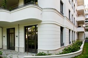 Dank des runden WDVS wirkt dieser Neubau wie ein GründerzeithausFoto: quick-mix