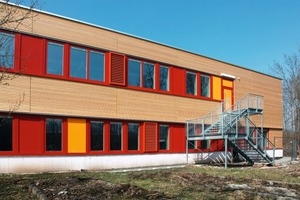 Erster Preis Kategorie Bauphysik: Gymnasium Sonthofen<br />