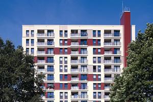 1. Preis Energieeffiziente Fassadendämmung: Hochhaus Schenefelder Holt, Hamburg<br />