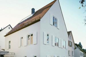 Der Deutsche Ziegelpreis ging Mitte Februar für ein Wohnhaus in Stuttgart an die Architektin Prof. Christine Remensperger<br />Foto: Antje Quiram<br />
