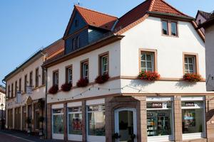 Der Friseursalon in Kirchheimbolanden<br />