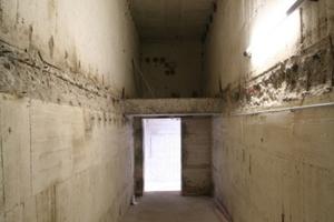 Wege im Bunker<br />