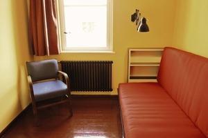 Die Kammer (Kinderzimmer) im Obergeschoss<br />