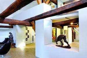 Preis Wohnbau: Hirschapotheke in Warburg<br />Fotos: Saint-Gobain Rigips<br />