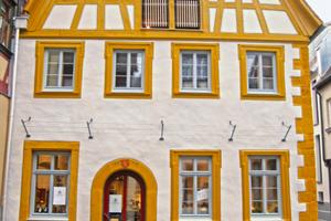 Außenansicht nach der RestaurierungFotos und Zeichnungen: Architekturbüro Wiener + Partner