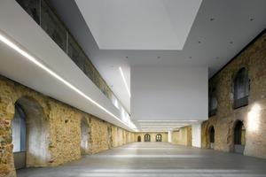 1. Preis Sanierung/Renovierung/Umbau: Erweiterung des Moritzburg Museums in Halle (DE) von Nieto Sobejano Arquitectos aus Madrid (ES)<br /><br />